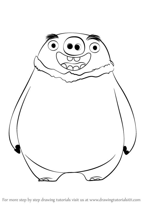 Angry Birds Rio Coloring Pages Printable Angry Best Free