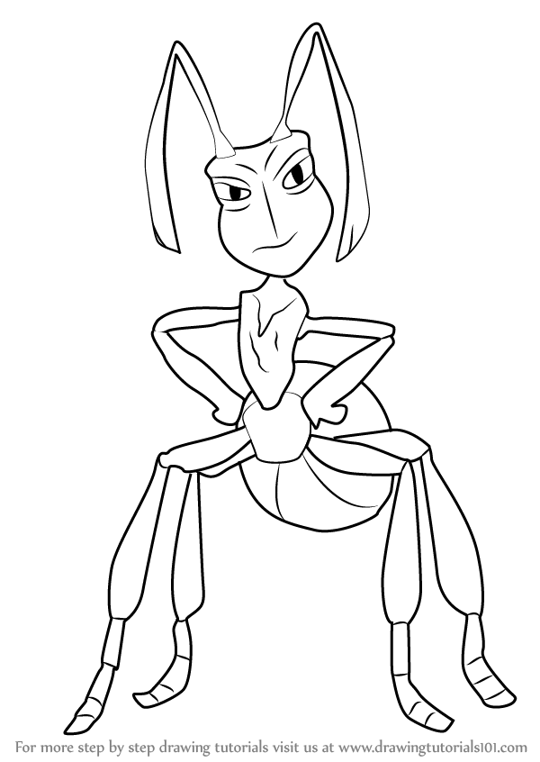 Ant Bully Coloring Pages Coloring Pages