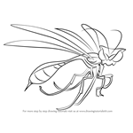 How to Draw Wasp Leader from The Ant Bully
