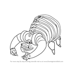How to Draw Skull Bull from The Book of Life