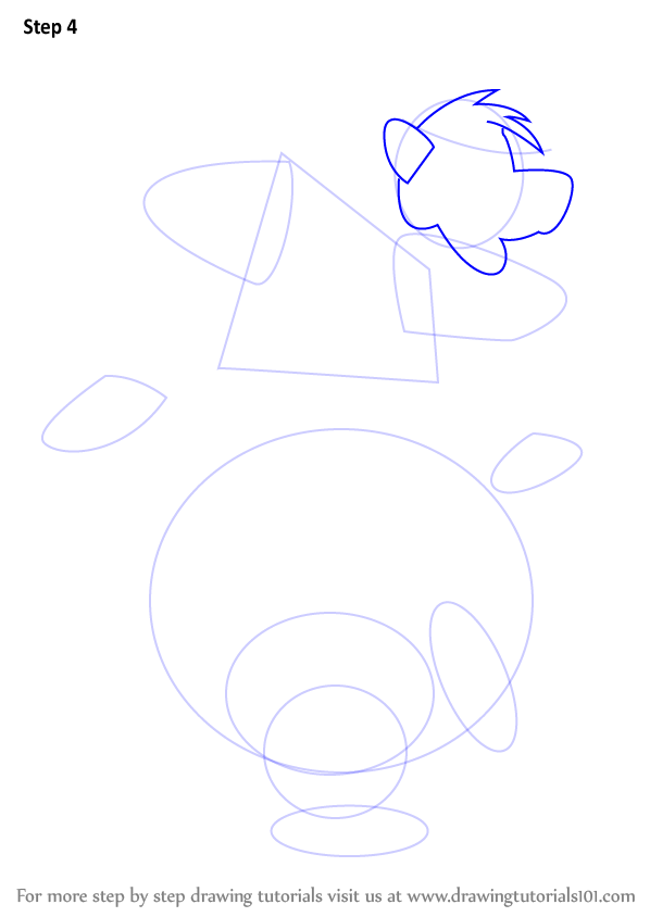 how to draw a cartoon bear face