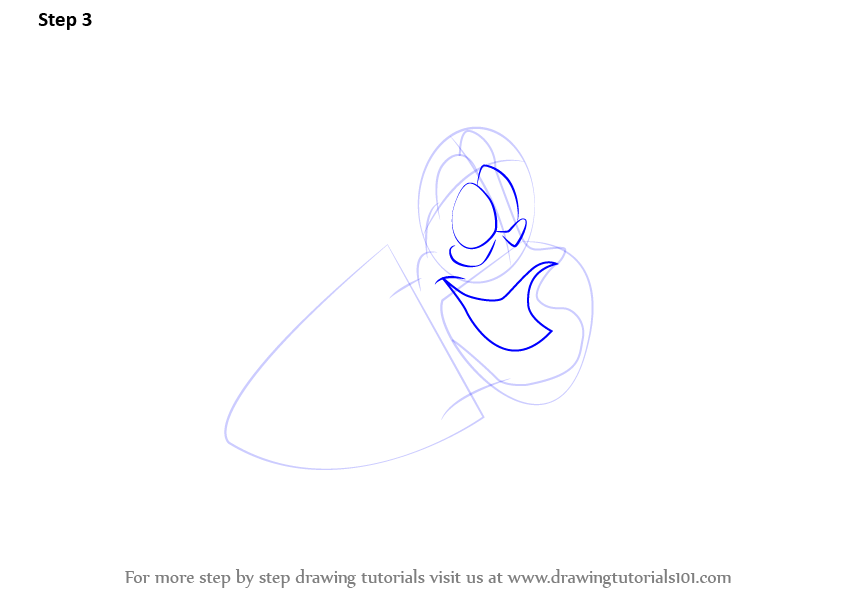 Learn How to Draw Sebastian from The Little Mermaid (The ...  Learn How to Dr...
