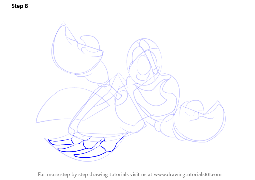 The Little Mermaid Ariel Face Drawing