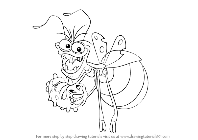 waitress coloring pages - photo#32