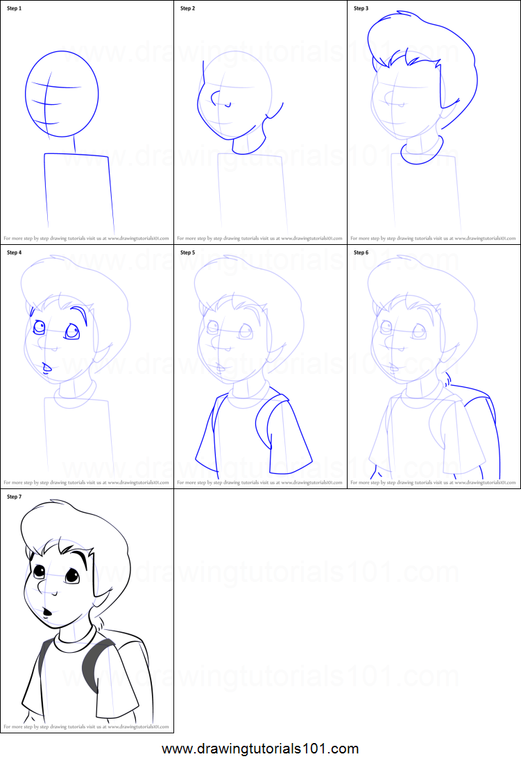 how to draw under armour step by step