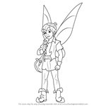 How to Terence from Tinker Bell
