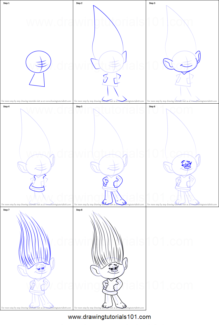 How to Draw Mandy Sparkledust from