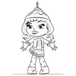 How to Draw Candlehead from Wreck-It Ralph