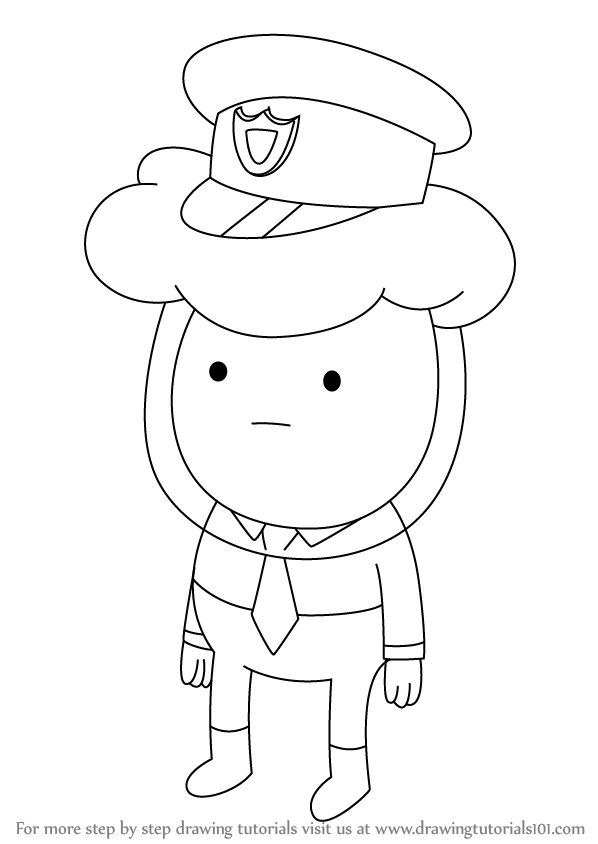 Rootbeer coloring pages ~ Learn How to Draw Root Beer Guy from Adventure Time ...