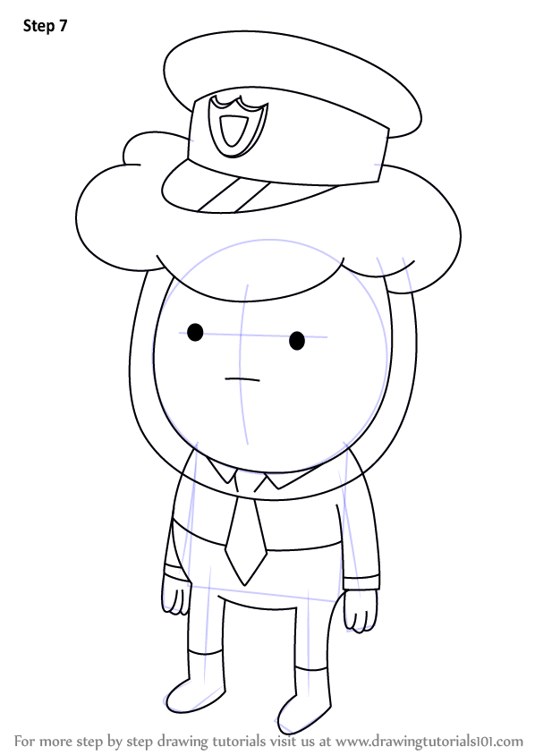 Learn How to Draw Root Beer Guy from Adventure Time