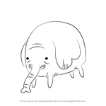 How to Draw Tree Trunks from Adventure Time