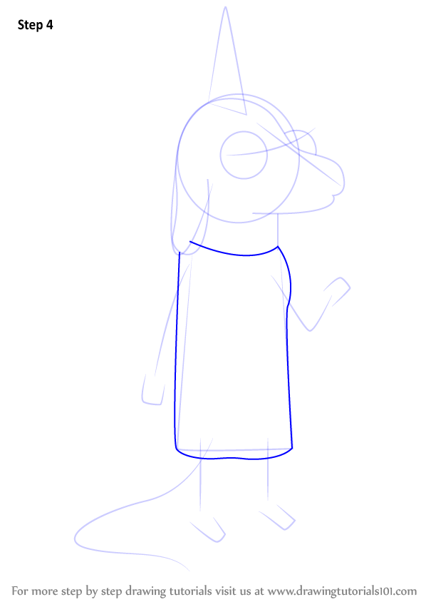 Learn How To Draw Viola From Adventure Time Adventure