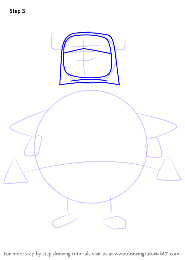 learn how to draw mookie from atomic puppet  atomic puppet