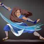 How to Draw Katara from Avatar The Last Airbender