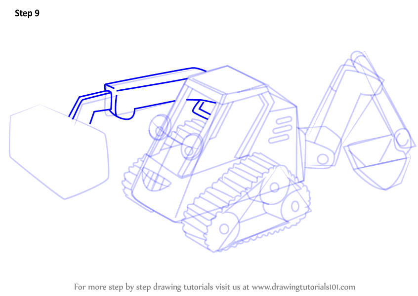 Learn How to Draw Benny from Bob the Builder (Bob the ...