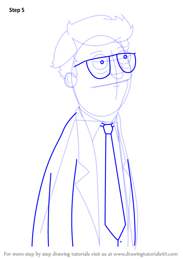 Learn How To Draw Mort From Bob S Burgers Bob S Burgers
