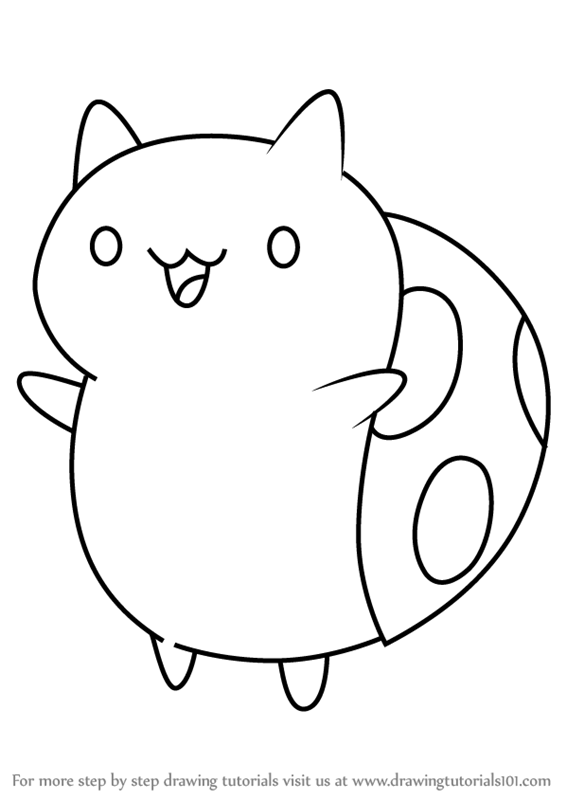 Learn How to Draw Catbug from Bravest