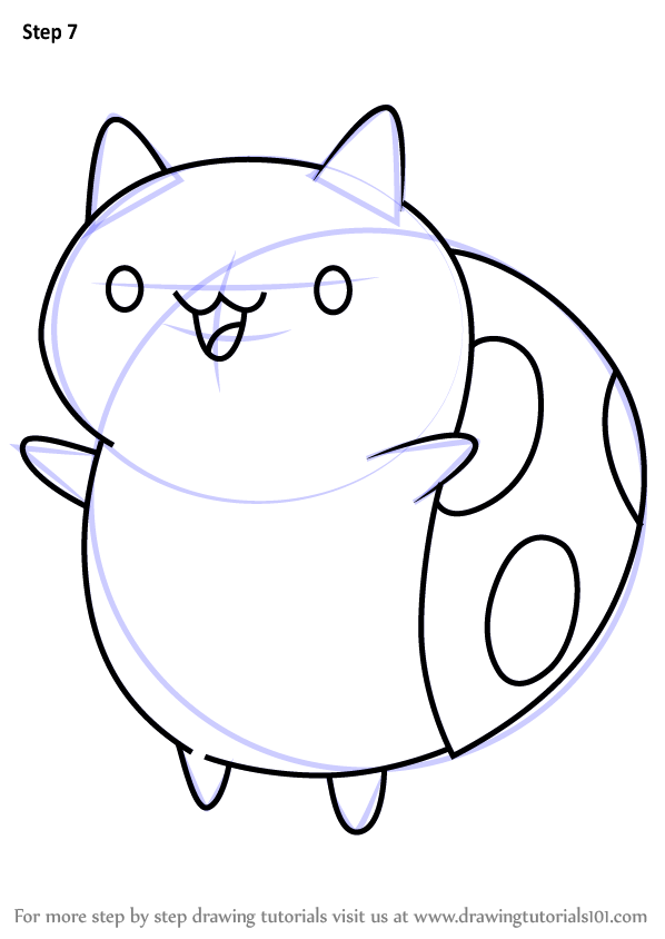 catbug coloring pages learn how to draw catbug from bravest warriors bravest