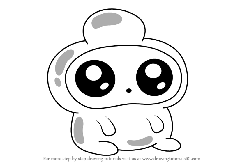 Learn how to draw jelly kid from bravest warriors bravest for Catbug coloring pages