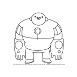 How to Draw Wallow from Bravest Warriors