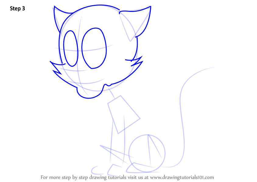 chester the cat coloring pages - photo#44