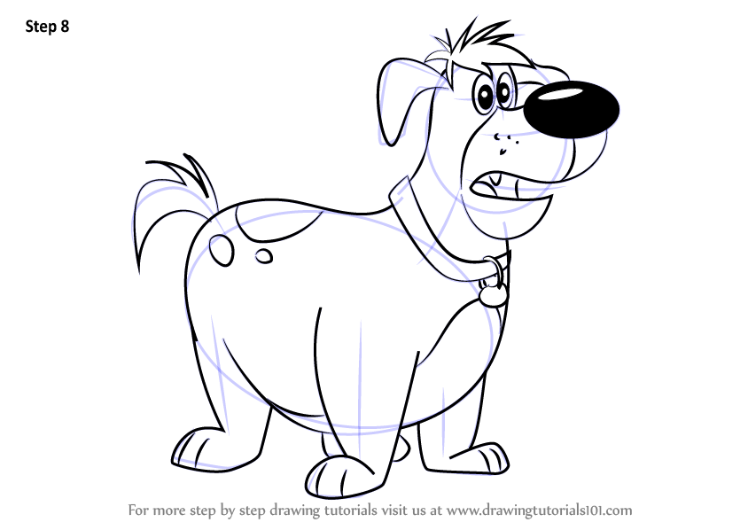 Learn How To Draw Harold From Bunnicula Bunnicula Step