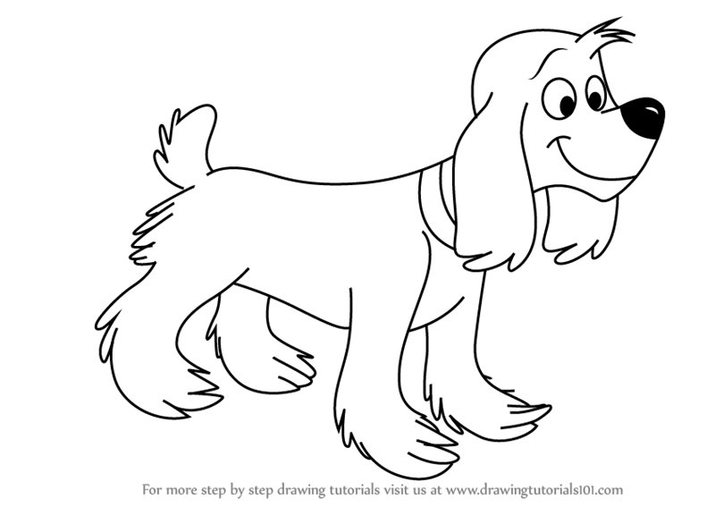 5d217b613ee5 Step by Step Drawing tutorial on How to Draw Charkie from Curious George