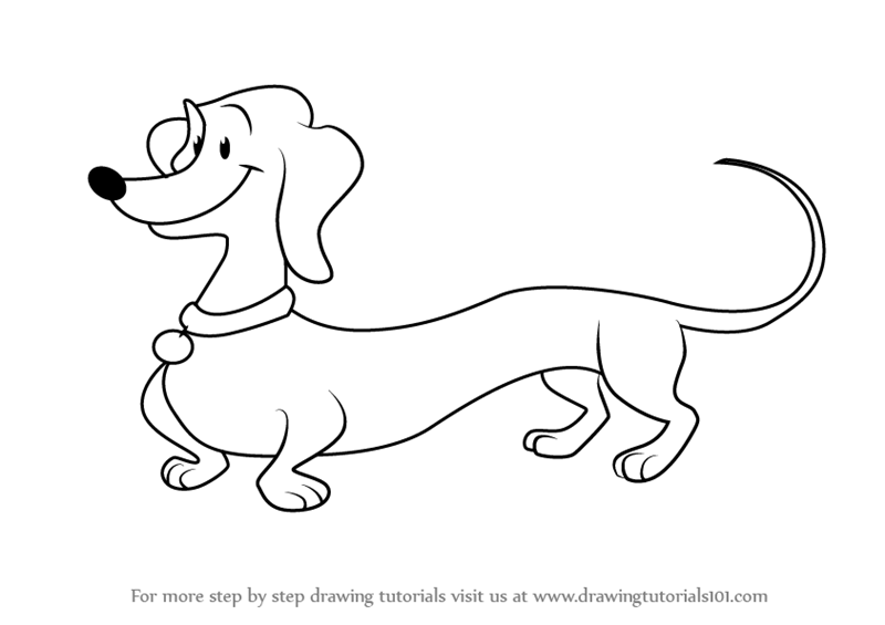 Learn How To Draw Hundley From Curious George (Curious