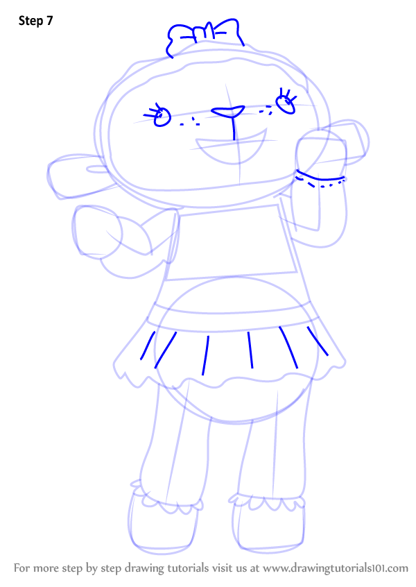 This is a photo of Fabulous Doc Mcstuffins Drawing