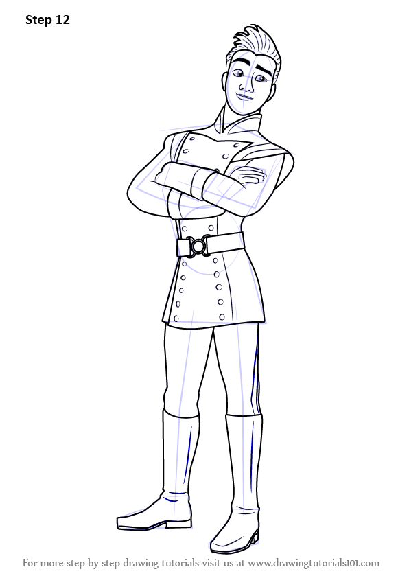 Learn How To Draw Gabe From Elena Of Avalor Elena Of