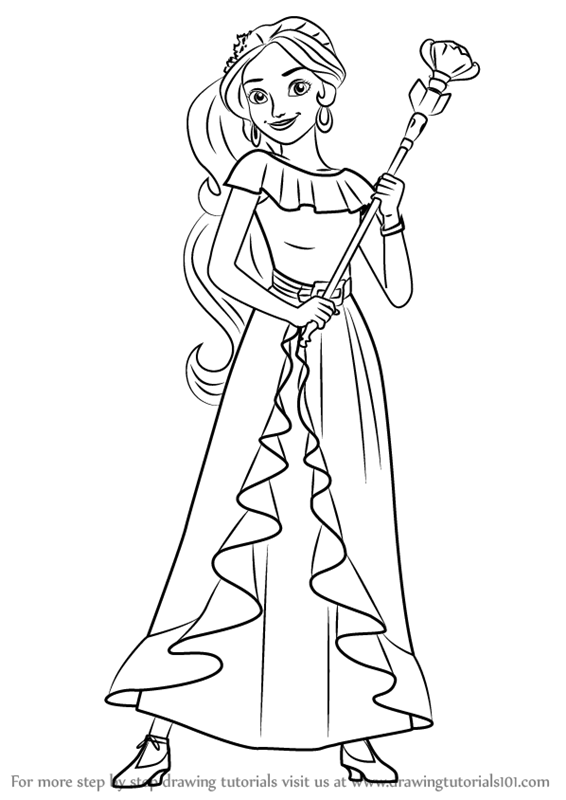 148 further How To Draw Princess Elena From Elena Of Avalor further Frozen Colorir 59 2 further Coloriages Disney Princesses likewise Licorne Avec Des Ailes. on princess luna