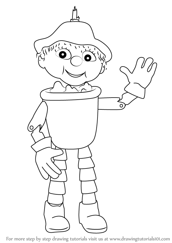 Learn how to draw bill from flower pot men flower pot men step by step drawing tutorials