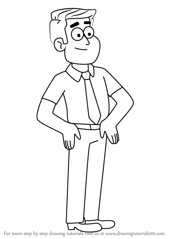Gravity Falls Robbie Coloring Pages Www Picswe Com