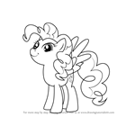 How to Draw Surprise from My Little Pony - Friendship Is Magic