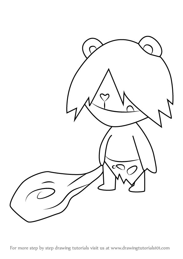 happy tree friends coloring pages - photo#42