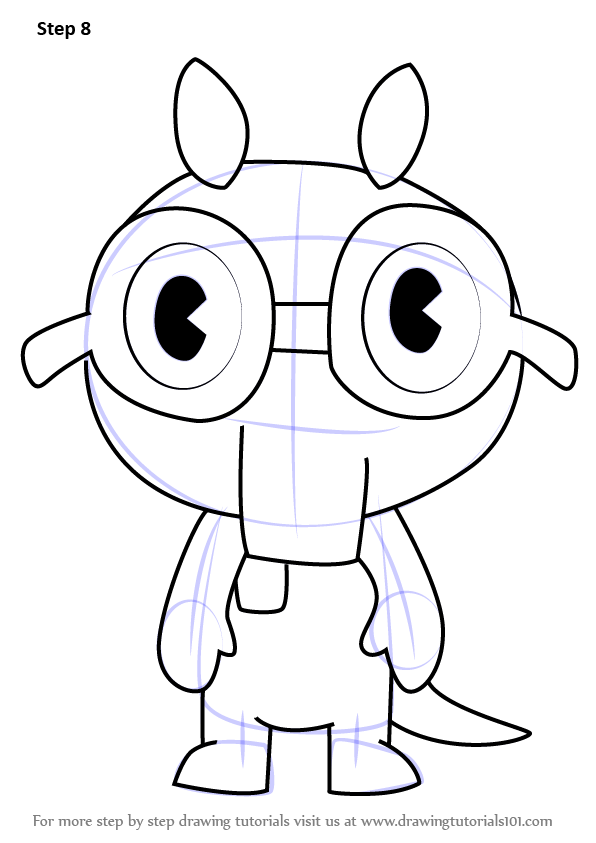 happy tree friends coloring pages - photo#32