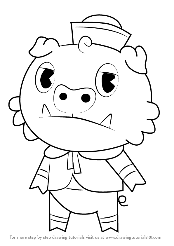 Truffle trees coloring pages ~ Learn How to Draw Truffles from Happy Tree Friends (Happy ...