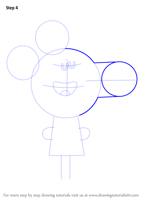 how to draw a recatangle of hey