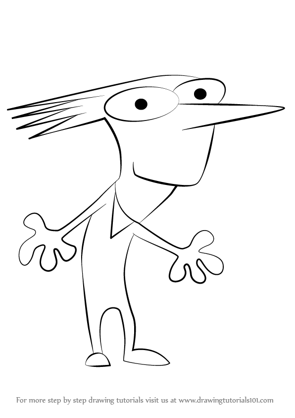 Learn How to Draw Brendon Small from Home Movies (Home Movies ...