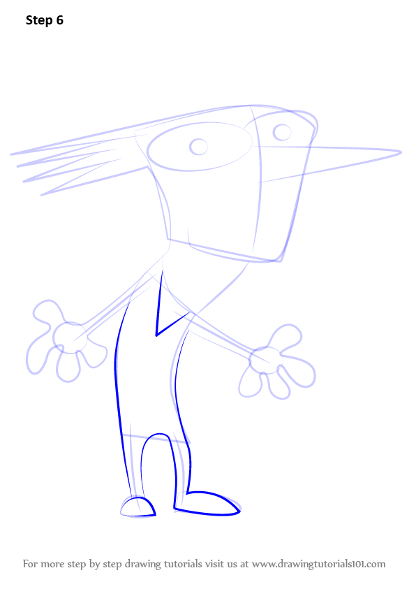 Learn How To Draw Brendon Small From Home Movies  Home