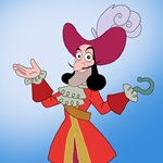 How to Draw Captain James Hook from Jake and the Never Land Pirates