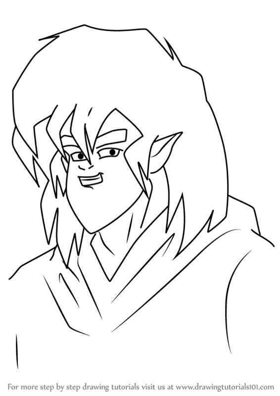 kappa mikey coloring pages - photo#8
