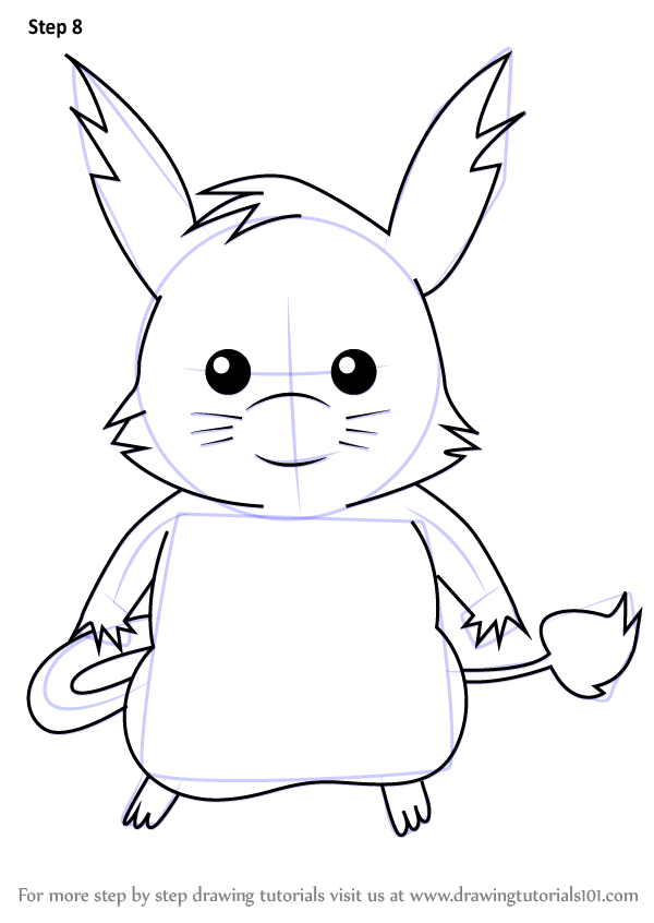 kappa mikey coloring pages - photo#23