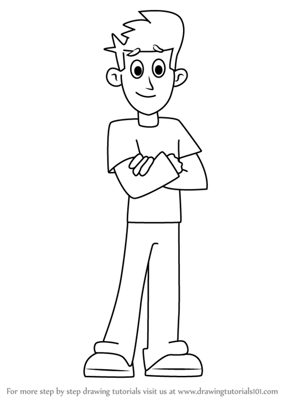 kappa mikey coloring pages - photo#1