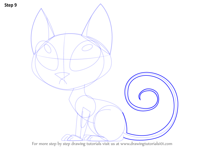 Learn how to draw mr kat from kid vs kat kid vs kat step by step