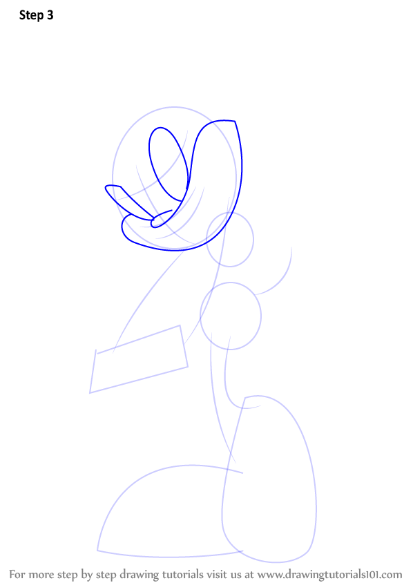 learn how to draw lola bunny from looney tunes  looney