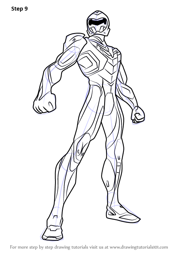Learn How To Draw Max Steel From Max Steel Max Steel