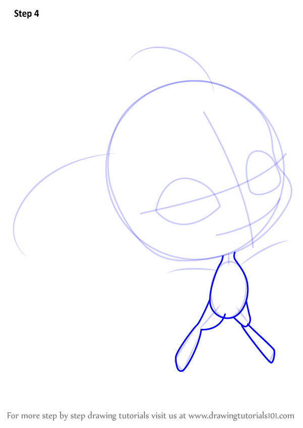 Learn How to Draw Tikki from Miraculous