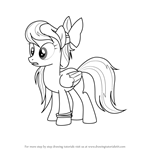 How to Draw Angel Wings from My Little Pony - Friendship Is Magic