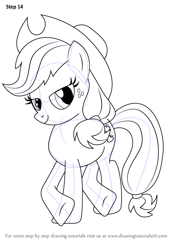 How To Draw Mlp Drawings